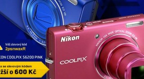 NIKON COOLPIX S6200 za 2.390,- K s dopravou zdarma